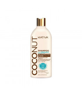 Kativa Coconut Shampoo 500ml