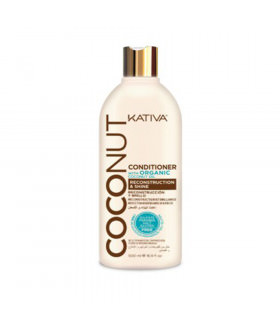 Kativa Coconut Conditioner 500ml