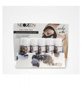 Neozen Active Carbón Mascarilla Sobre 9gr