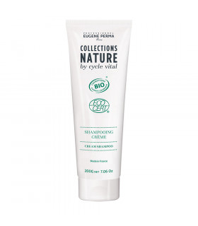 Eugene Perma Cycle Vital Collections Nature Bio Eco Champú Crema 200ml