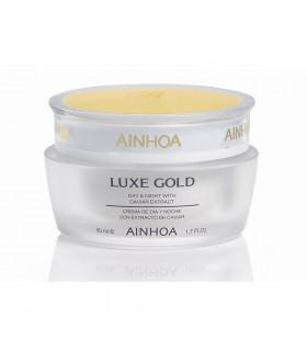 Ainhoa Luxe Gold Crema Día & Noche 50ml