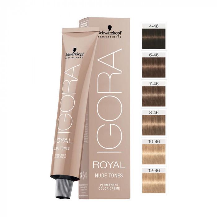 Schwarzkopf Igora Royal Nude Tones 10-46 Ultra Blonde
