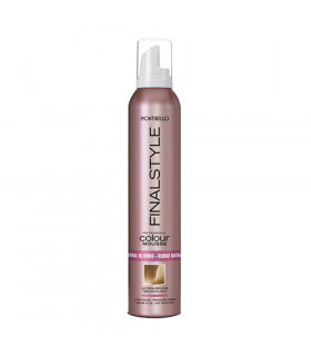 Montibel.lo Finalstyle Espuma Rubio Natural 320ml