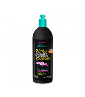 Embelleze Mis Rizos Santo Black Poderoso Leave-in 500ml