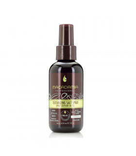 Macadamia Natural Oil Texturizing Salt Spray 125ml