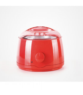 Perfect Beauty Fundidor de Cera Wax Warmer Colour Red 400grs