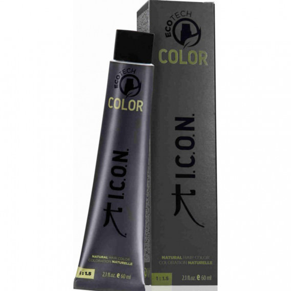 Icon Ecotech Color 5.7 Castaño Claro Violin 60ml tinte de pelo