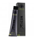 Icon Ecotech Color 4.5 Castaño Caoba 60ml tinte de pelo