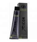 Icon Ecotech Color 5.1 Castaño Claro Ceniza 60ml tinte de pelo