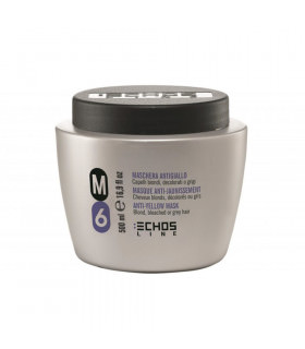 Echosline Mascarilla M6 Anti-amarilleo 500ml