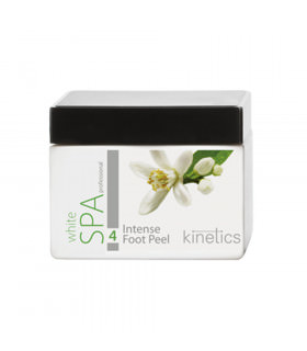 Kinetics White Spa Intense Foot Peel 250ml