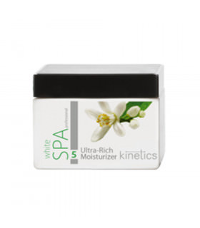 Kinetics White Spa Ultra Rich Moisturizer 250ml