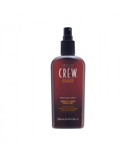 American Crew Classic Medium Hold Spray Gel 250ml