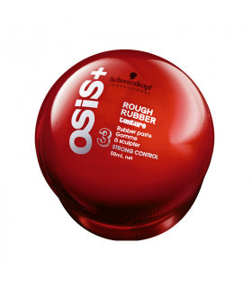 Schwarzkopf Osis+ Rough Rubber 50ml