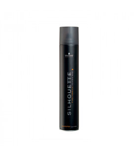 Schwarzkopf Silhouette Super Hold Hairspray (black) 500ml