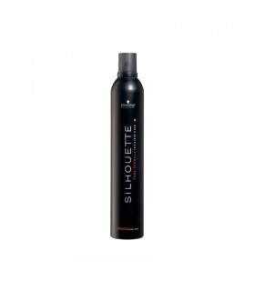 Schwarzkopf Professional Silhouette Super Hold Mousse 500ml