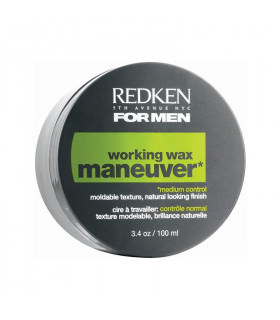 Redken For Men Working Wax Maneuver 100ml