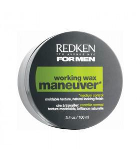 Redken For Men Working Wax Maneuver 100ml