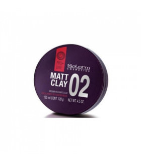 Salerm Pro-line 02 Matt Clay 125ml