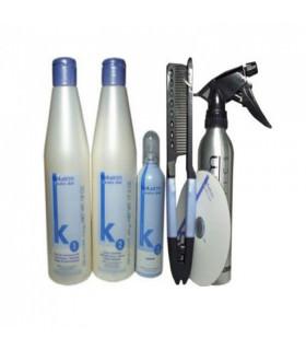 Salerm Keratin Shot Kit Completo Profesional