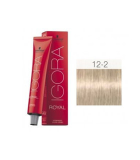 Schwarzkopf Igora Royal 12-2 Superaclarante Humo 60ml