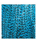 Pack 3 Plumas L Azul Turquesa