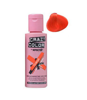 Crazy Color Orange