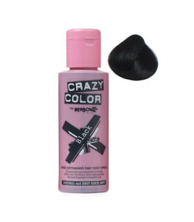 Crazy Color Black