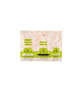 Macadamia Natural Oil Trio Sachet Smoothing
