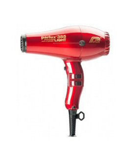Parlux 385 Power Light Rojo Secador