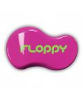 Cepillo Floppy - Fucsia - Verde