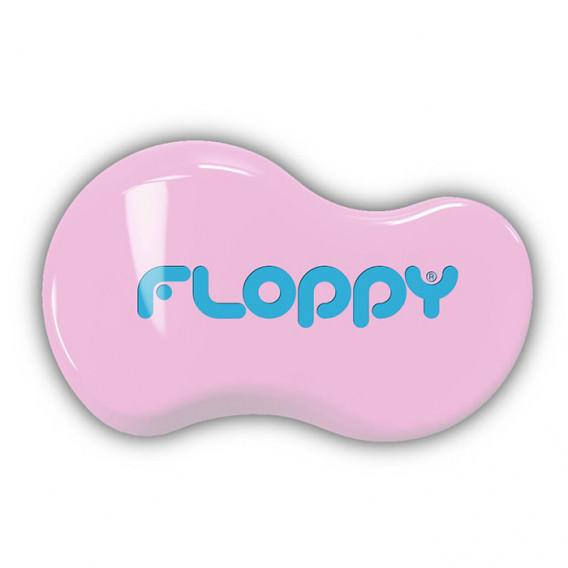 Cepillo Floppy - Rosa - Azul