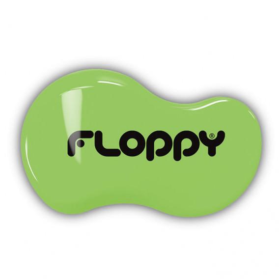 Cepillo Floppy - Verde - Negro