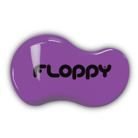 Cepillo Floppy - Violeta - Negro
