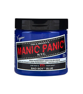 Manic Panic Classic Bad Boy Blue 118ml