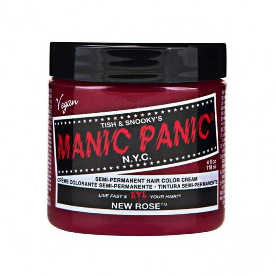 Manic Panic Classic New Rose 118ml