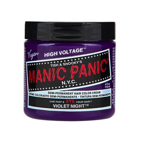 Manic Panic Classic Violet Night 118ml