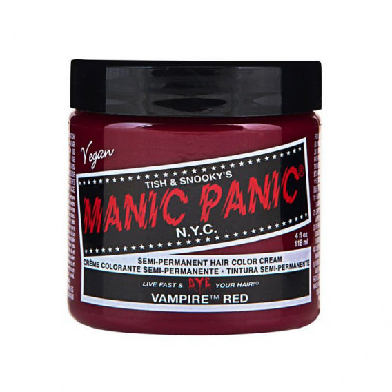 Manic Panic Classic Vampire Red 118ml
