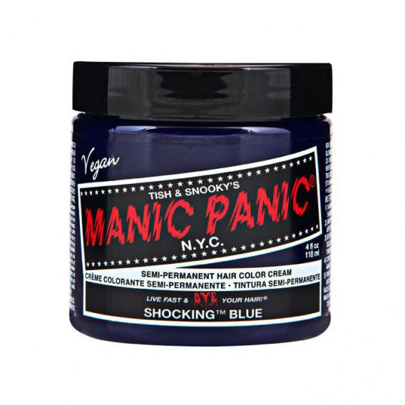 Manic Panic Classic Shocking Blue 118ml