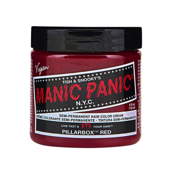 Manic Panic Classic Pillarbox Red 118ml