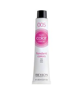 Revlon Nutri Color Creme Fondant Colors 005 Rosa 100ml