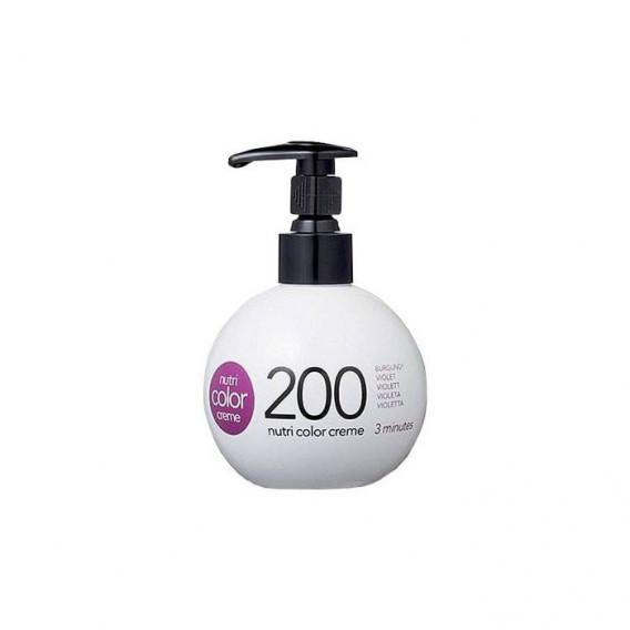 Revlon Nutri Color Creme 200 Violeta 250ml