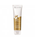 Revlonissimo 45 Days Champú 2en1 Total Color Care Golden Blondes 275ml