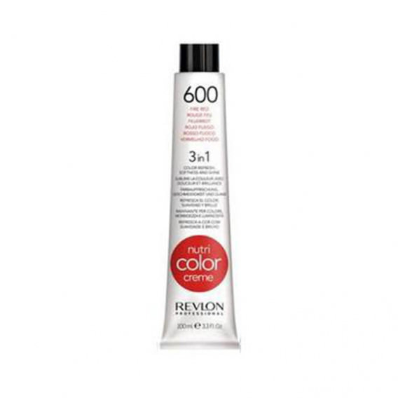 Revlon Nutri Color Creme 600 Rojo Fuego 100ml