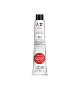 Revlon Nutri Color Creme 600 Rojo Fuego 100ml