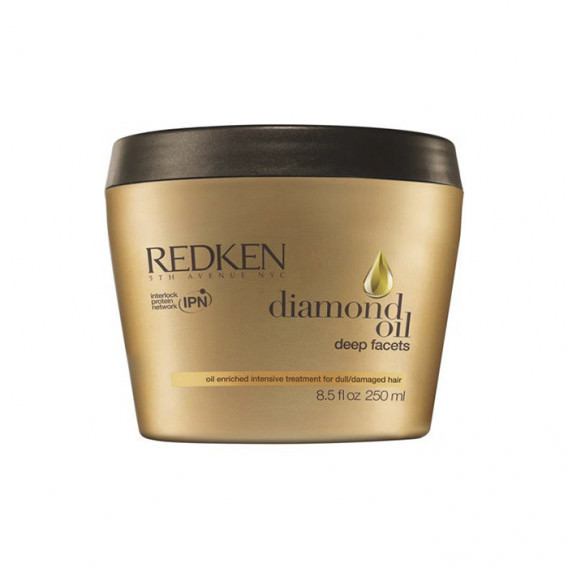 Redken Mascarilla Diamond Oil Deep Facets 250ml