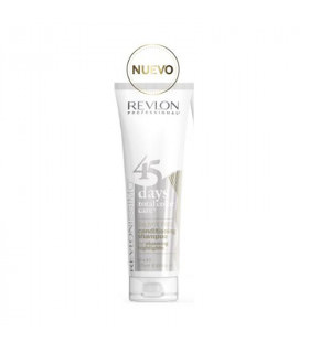 Revlonissimo 45 Days Champú 2en1 Total ColorStunniing highlights 275ml