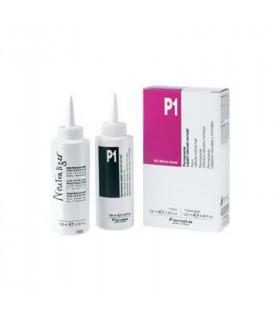Fanola Técnicos P1 Permanente Cabellos Naturales/normales (100+120ml)