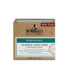 Dr Miracles Temple and Nape Gro Balm Super 113gr