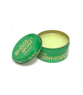 Dax Green and Gold Wax 100gr